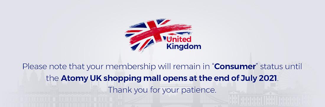 'United Kingdom' OPEN